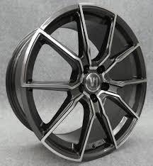 L K He V1 Wheel 8 5x19 Et35 45 Lk 5x112 U0026 5x120 Felgnwerk