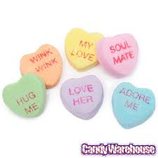 valentines hearts candy valentines candy candywarehouse