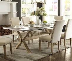 dining table weathered gray round dining table reclaimed teak