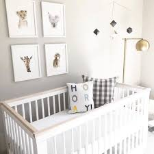 White And Grey Nursery Curtains Apartments Fascinating Baby Boy Nursery Ideas Decor Classic With
