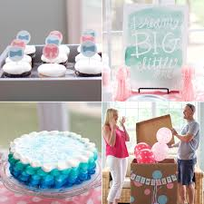 gender reveal party watercolor inspired gender reveal party popsugar