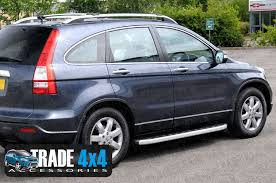 honda crv accessories 2007 honda crv side steps cr v running boards bars aluminium alyans