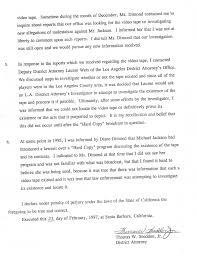 Declaration In Resume Sample Sample Declaration Letter For Child Custody The Best Resume
