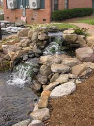 water features metrolina landscape water features