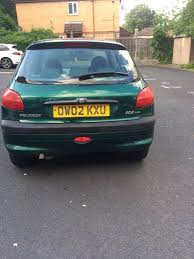 peugeot 206 1 4 hdi in stirchley west midlands gumtree