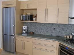 Modern White Oak Kitchen Cabinets Image Gallery HCPR - White oak kitchen cabinets