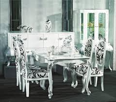 exquisite workmanship series dining room round table elegant