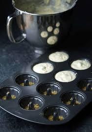 mini pineapple upside cake recipe with homemade whipped cream