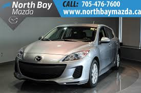 mazda 3 sport certified pre owned 2013 mazda mazda3 sport gs sky heated front