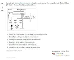 hunter ceiling fans wiring diagram fabulous parts for the of a