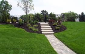 Red Landscape Rock by Garden Design Garden Design With Decorative Landscape Curbing In