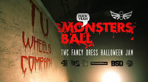 Monster Ball Halloween by Twc Monsters Ball Jam 2011 On Vimeo