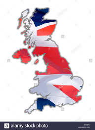 Britain Blank Map by Map Of Uk Outline Stock Photos U0026 Map Of Uk Outline Stock Images