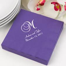 cheap wedding napkins some creative ideas elasdress - Cheap Wedding Napkins