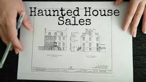 asmr haunted house real estate role play sales floor plan 365
