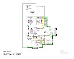 mid sized timber frame home plan craftsman pointe hamill creek