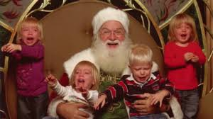 why some children are scared of santa claus youtube