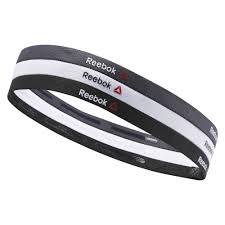 thin headbands reebok one series thin headbands black reebok gb