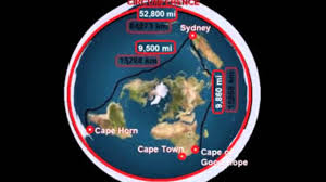 World Map Actual Size Earth U0027s True Size And Shape Flat Earth Youtube