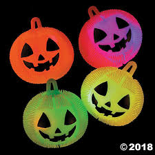 light up jack o lantern up jack o lantern puffer ball yo yos