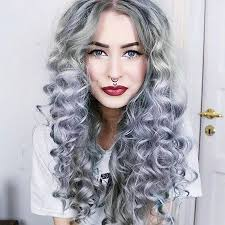 perm for grey hair image result for permed gray hairstyles hair styles pinterest