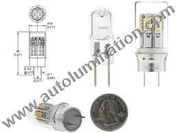 microwave light bulb led 2 pin g4 g8 bi pin led lights and sockets autolumination
