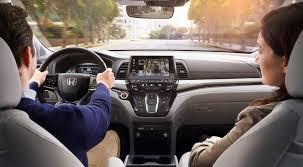 Honda Odyssey Interior 2018 Honda Odyssey Info Autosport Honda
