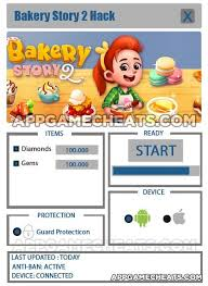 bakery story hack apk bakery story 2 cheats tips hack for diamonds gems