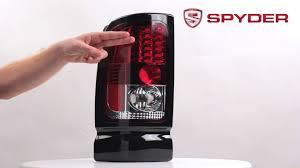 99 dodge ram led lights spyder auto product showcase 1994 01 dodge ram 1500 1994 02