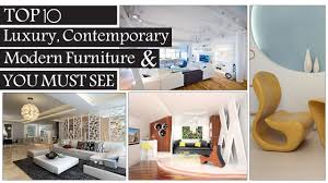 top 10 luxury creative contemporary u0026 modern furniture design