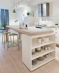 construire ilot central cuisine cuisine design avec ilot central rond inspirations avec fabriquer