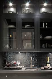Black Kitchen Cabinets by Best 25 Contemporary Kitchen Cabinets Ideas On Pinterest