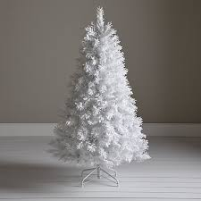 18 pre lit white flocked tree shop vickerman 7 ft