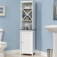 tall bathroom cabinets free standing genersys