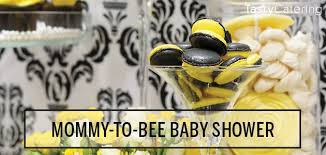 bumble bee baby shower theme creative baby shower theme to bee