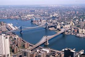 East River Ferry Map List Of Bridges And Tunnels In New York City Wikipedia