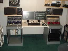 Desk For Bedroom by New Desk Build For Bedroom Studio Gearslutz Pro Audio Community