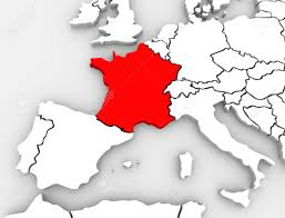 Map Of European Countries An Abstract 3d Map Of Europe The Continent And Several Countries