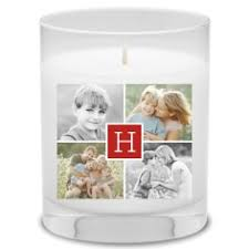 personalized candle personalized candles shutterfly
