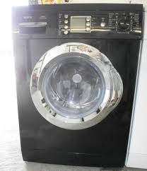 bosch washing machine black for inspiration decorating