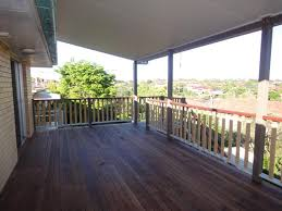 showroom renovations new deck and patio roof everton park by