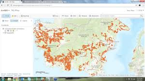 Interactive Map Global Forest Watch by Gfw Webinar Map Builder Youtube