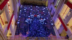 philadelphia light show 2017 the wanamaker organ and light show a philadelphia holiday tradition