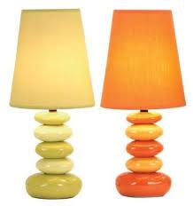 Nightstand Lamps Amazon Amazon Orange Table Lamps Best Inspiration For Table Lamp
