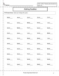 free math worksheets and printouts grade 3 printable doub koogra
