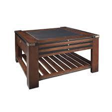 Wohnzimmertisch Kirschholz Spieltisch Couchtisch Black Authentic Models Premium Möbel