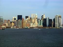 New York landscapes images Manhattan landscape new york city new york state united states jpg