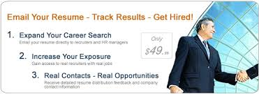 resume distribution to executive recruiters most comprehensive