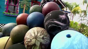 bowling balls in the backyard video hgtv