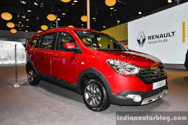 renault stepway price renault lodgy world edition launched in india at 9 74 lakhs